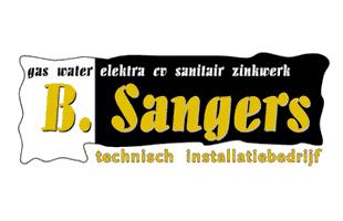 Vrolijke Strijders Sponsor Technisch Installatiebedrijf Bert Sangers