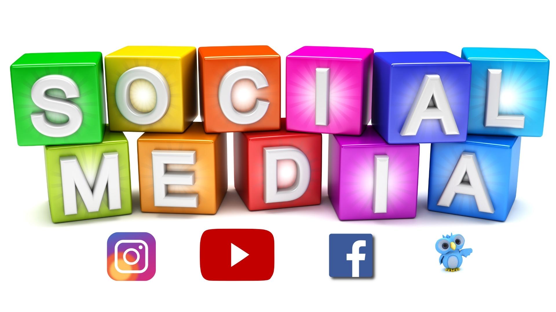 De Strijders op social media
